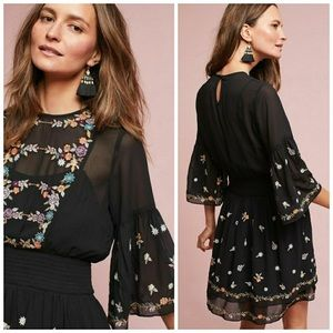 ‼️Anthropologie Anfisa Tunic Dress 6‼️